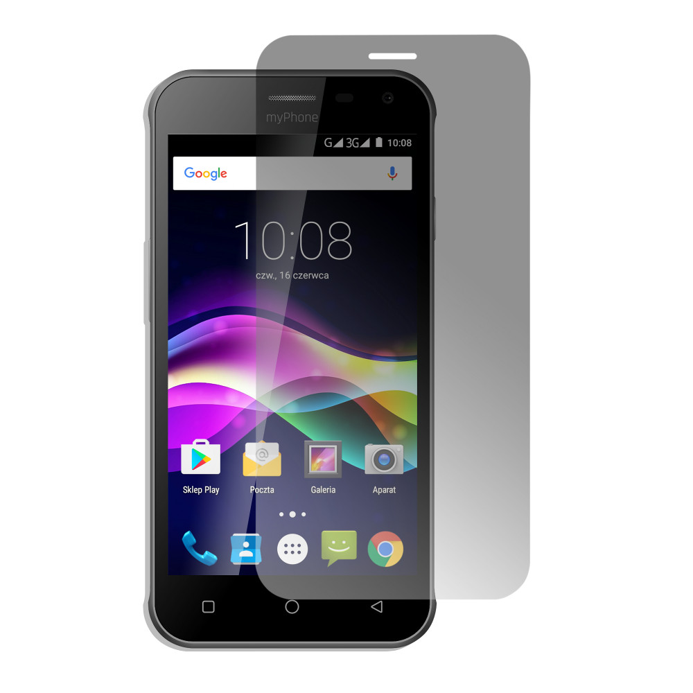 OEM Képernyővédő prémium edzett üveg MyPhone Fun 5 telefonhoz
