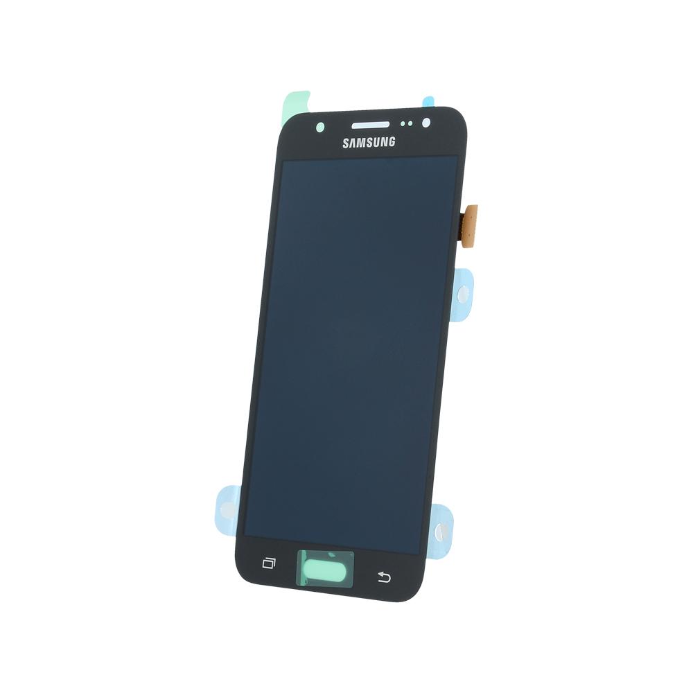 Samsung J5 SM-J500f eredeti LCD kijelző, fekete GH97-17667B