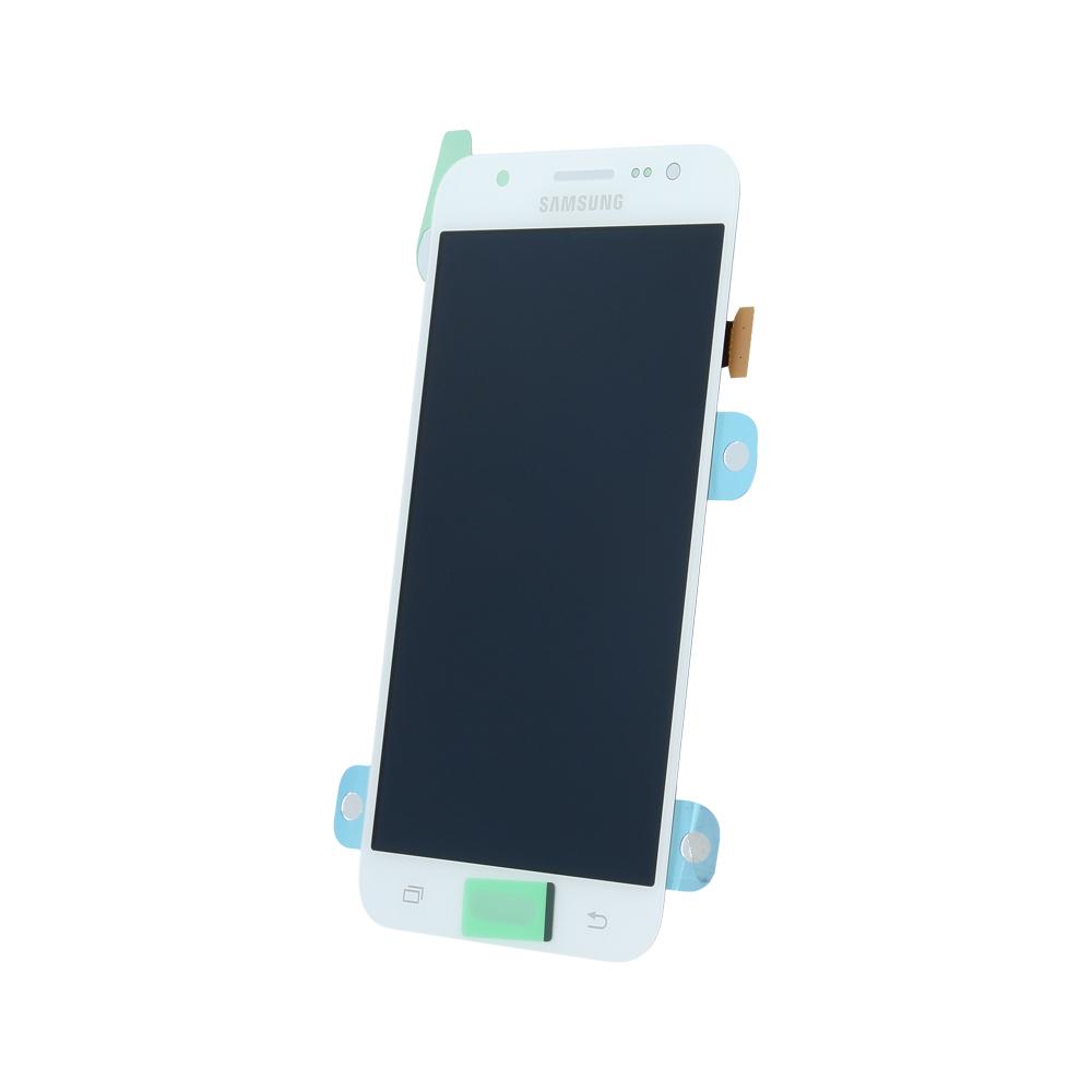 Samsung J5 SM-J500f eredeti LCD kijelző, fehér GH97-17667A