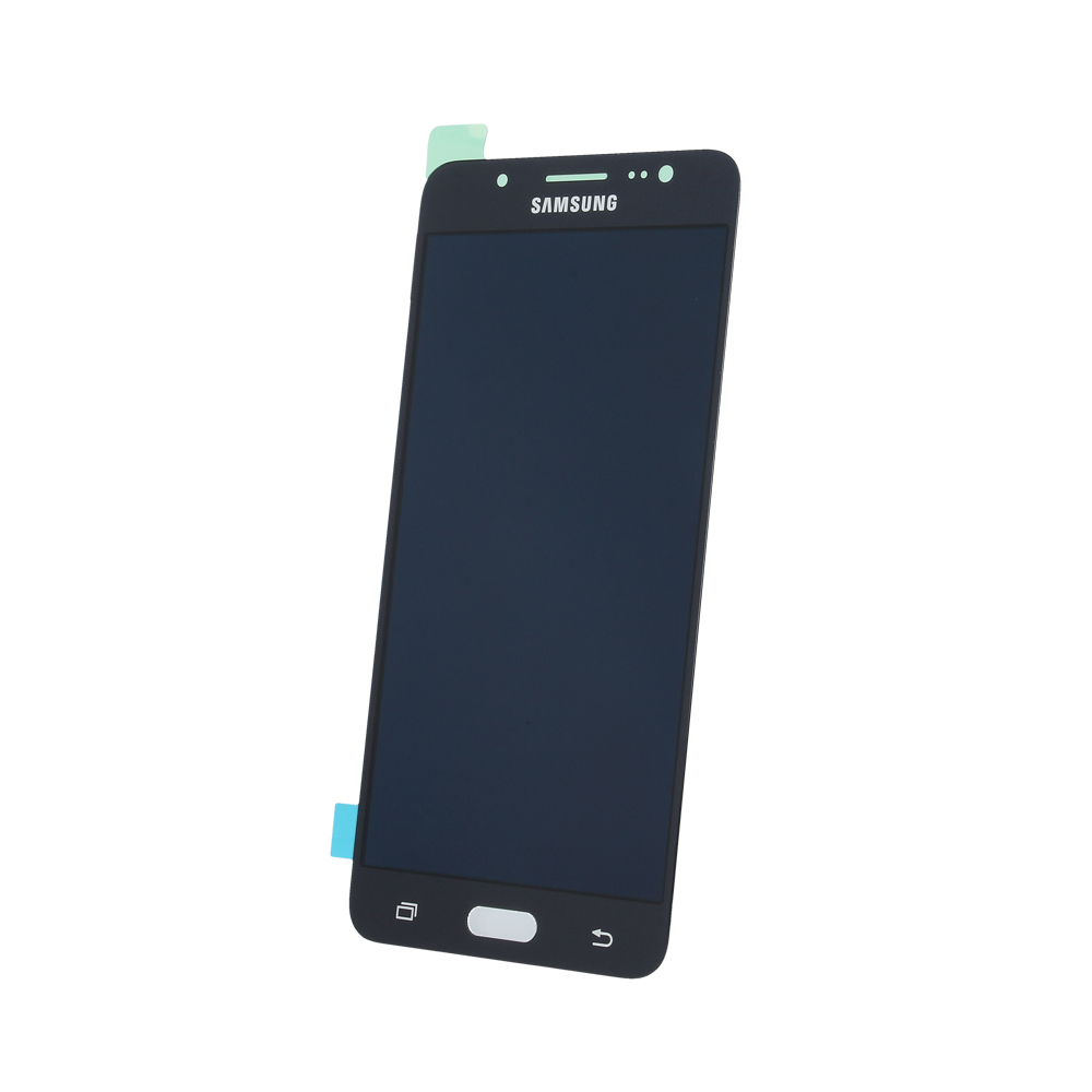 Samsung J5 2016 J510 SM-J510f eredeti LCD kijelző, fekete GH97-18792B
