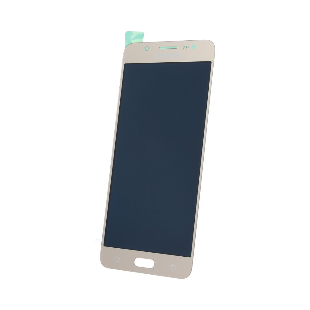Samsung J5 2016 J510 SM-J510f eredeti LCD kijelző, arany GH97-18792A
