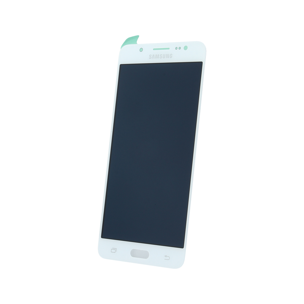 Samsung J5 2016 J510 SM-J510f eredeti LCD kijelző, fehér GH97-18792C