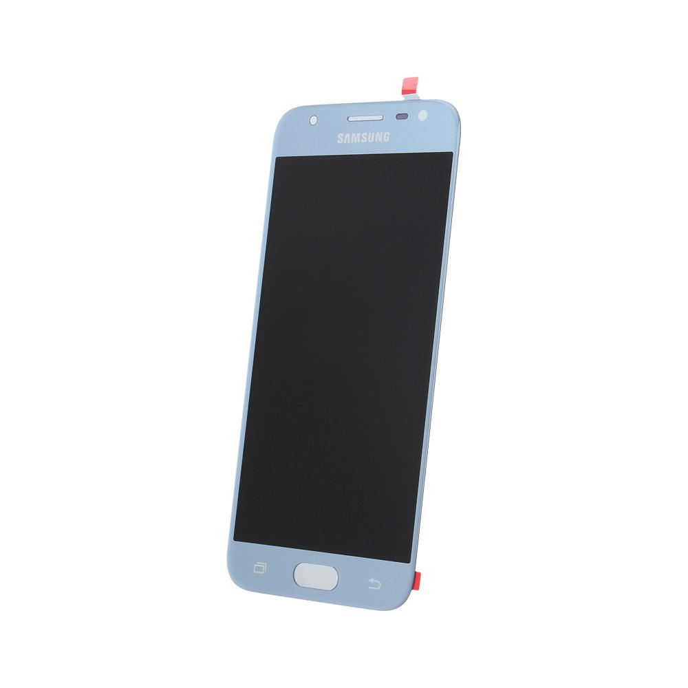 Samsung J3 2017 J330 SM-J330f eredeti LCD kijelző, ezüst GH96-10992A
