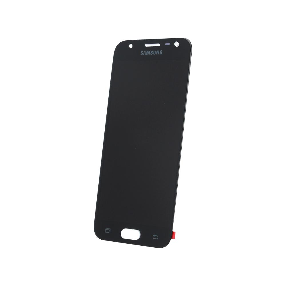 Samsung J3 2017 J330 SM-J330f eredeti LCD kijelző, fekete GH96-10969A