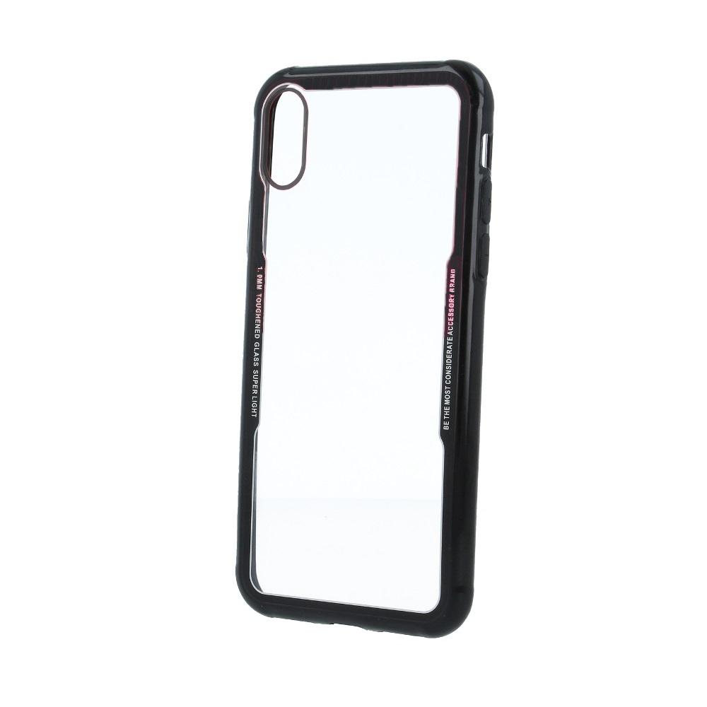 iPhone 6 Plus / iPhone 6s Plus Acrylic tok fekete