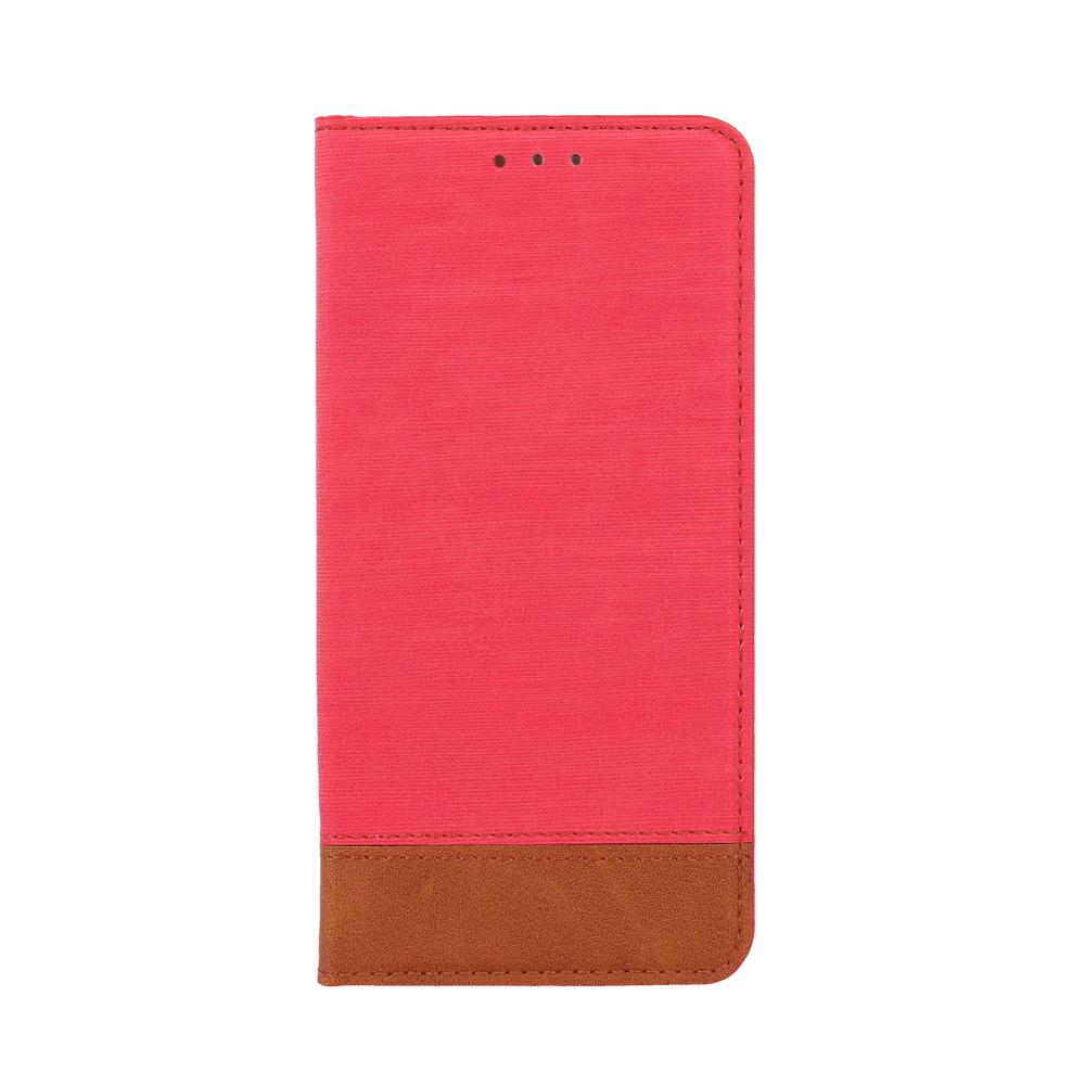 Samsung A6 2018 okos retro tok piros