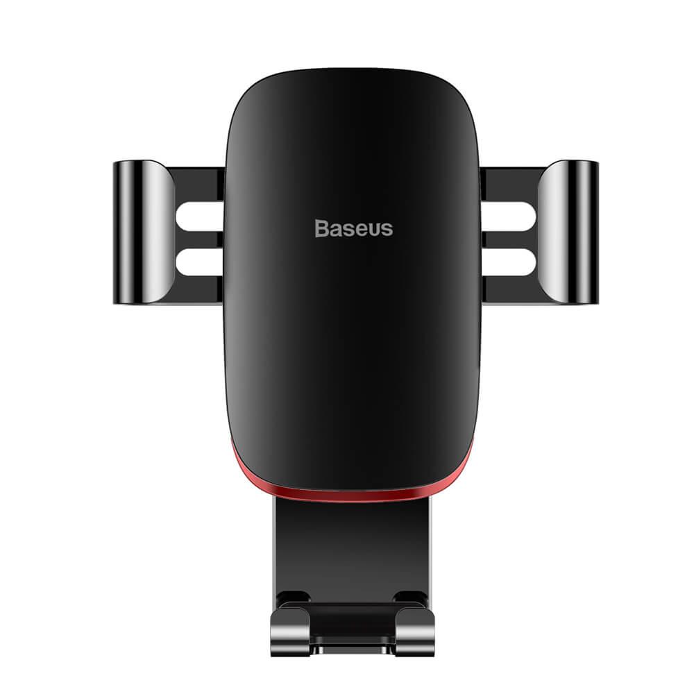 Baseus Metal Age autós telefontartó, fekete