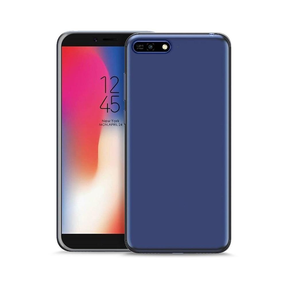 Puro 0,3 mm Nude tok Huawei Y6 2018 / Huawei Honor 7A telefonhoz átlátszó