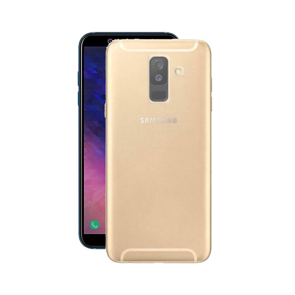 Puro 0,3 mm Nude tok Samsung A6 Plus 2018 telefonhoz átlátszó