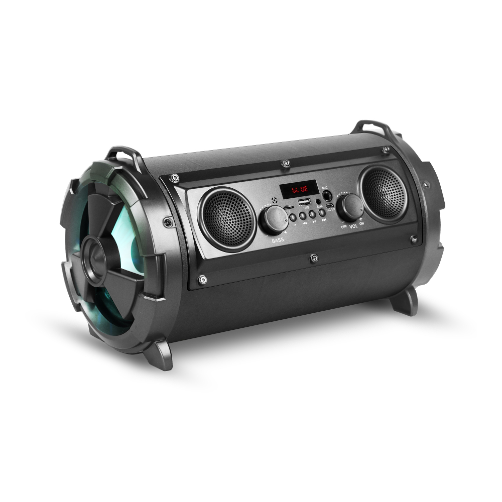 Rebeltec SoundTube 190 vezeték nélküli hangszóró, fekete