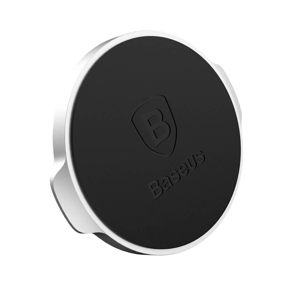 Baseus Small Ears mágneses telefontartó, ezüst (SUER-C0S)