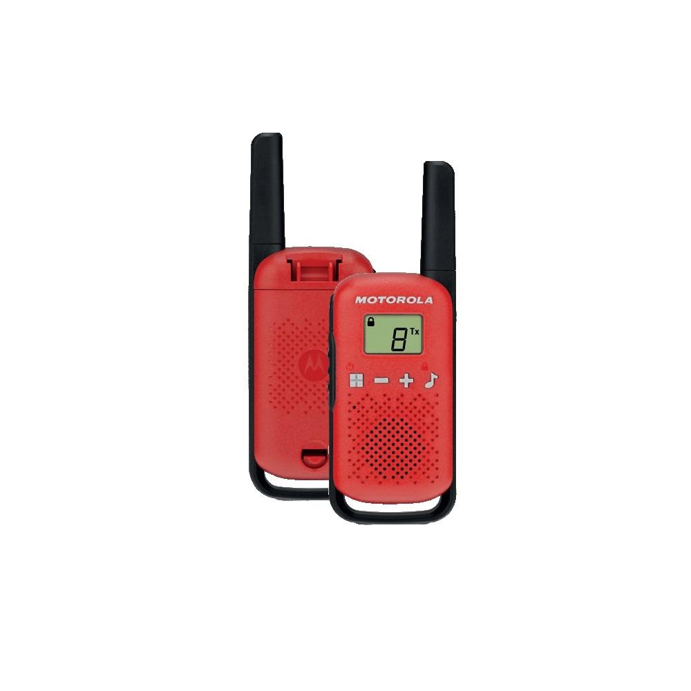 Motorola T42 Talkabout piros szett 2db