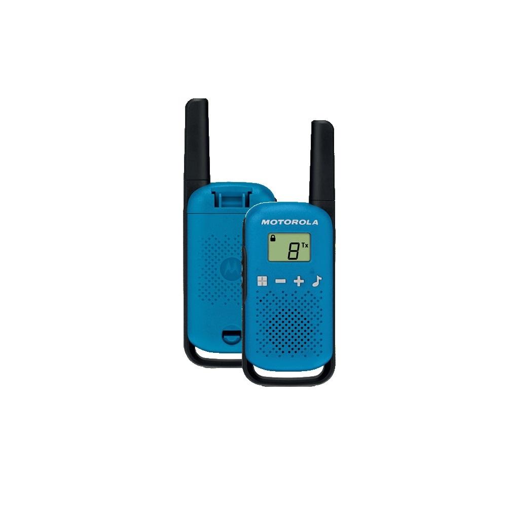 Motorola T42 Talkabout kék szett 2db