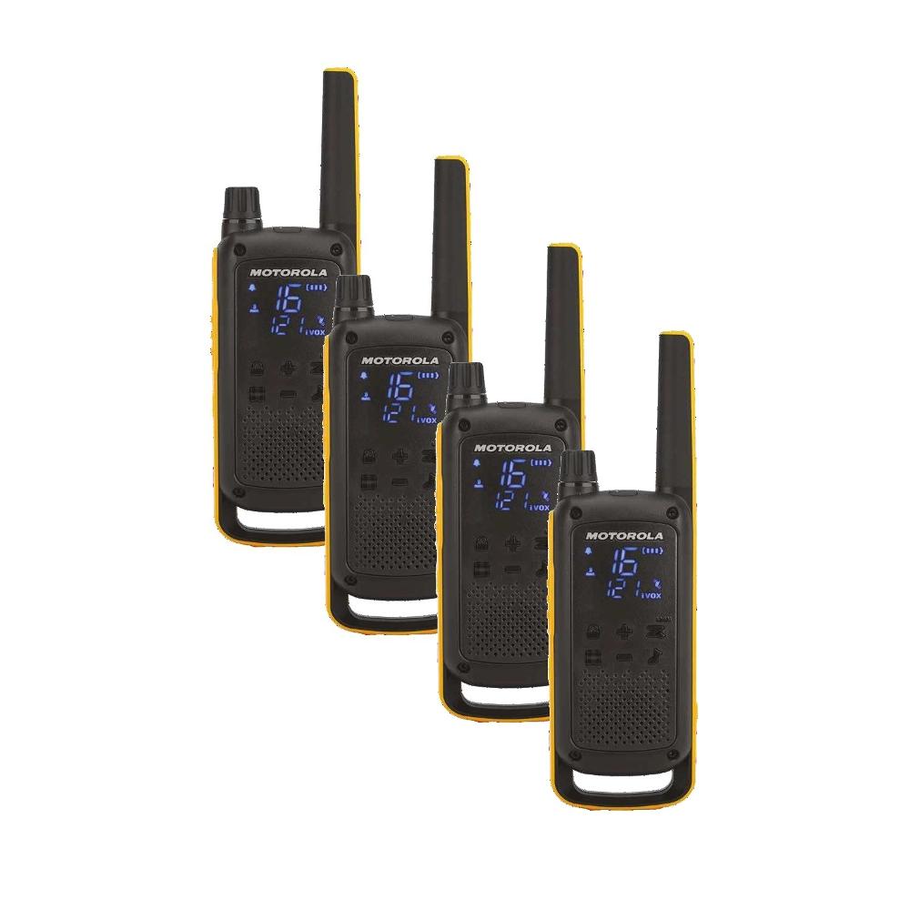 Motorola T82 Talkabout Extreme szett 4db