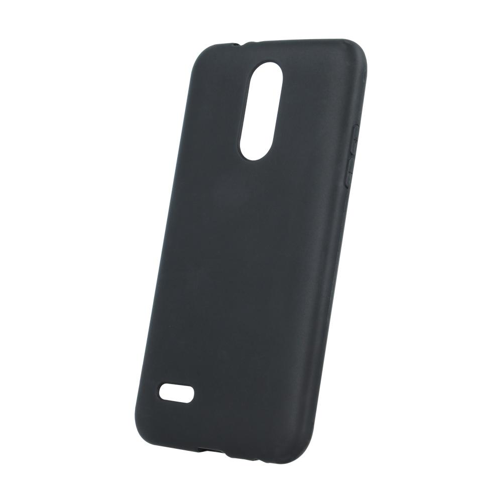 Samsung A30 / A20 Matt TPU tok, fekete