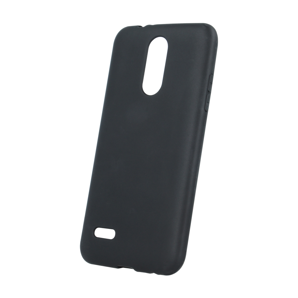 Samsung S10 Plus matt TPU tok fekete