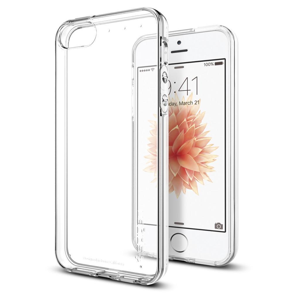 Spigen Liquid Air tok iPhone 5 / iPhone 5s / iPhone SE átlátszó