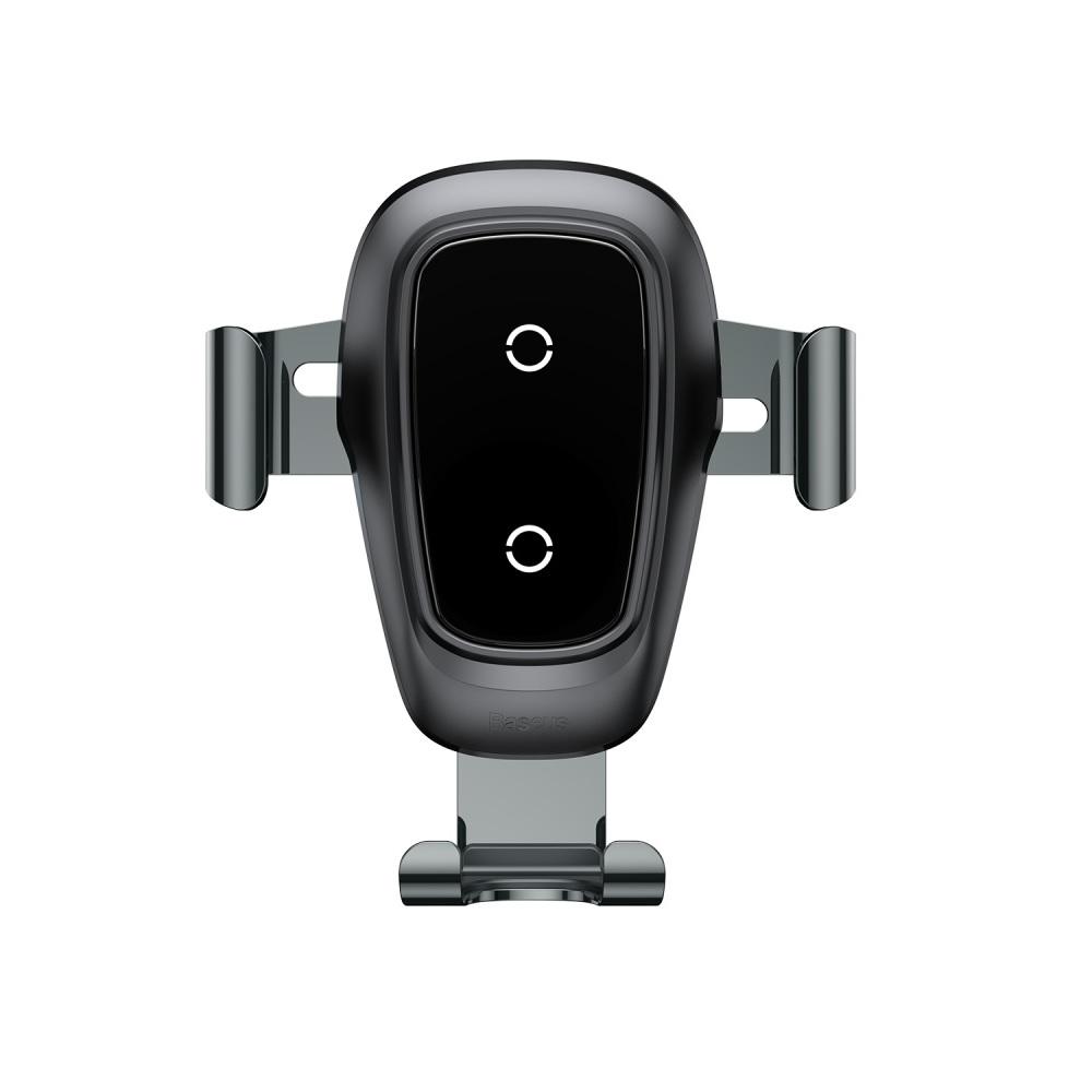 Baseus Metal autós telefontartó vezeték nélküli töltési funkcióval (WXYL-B0A)