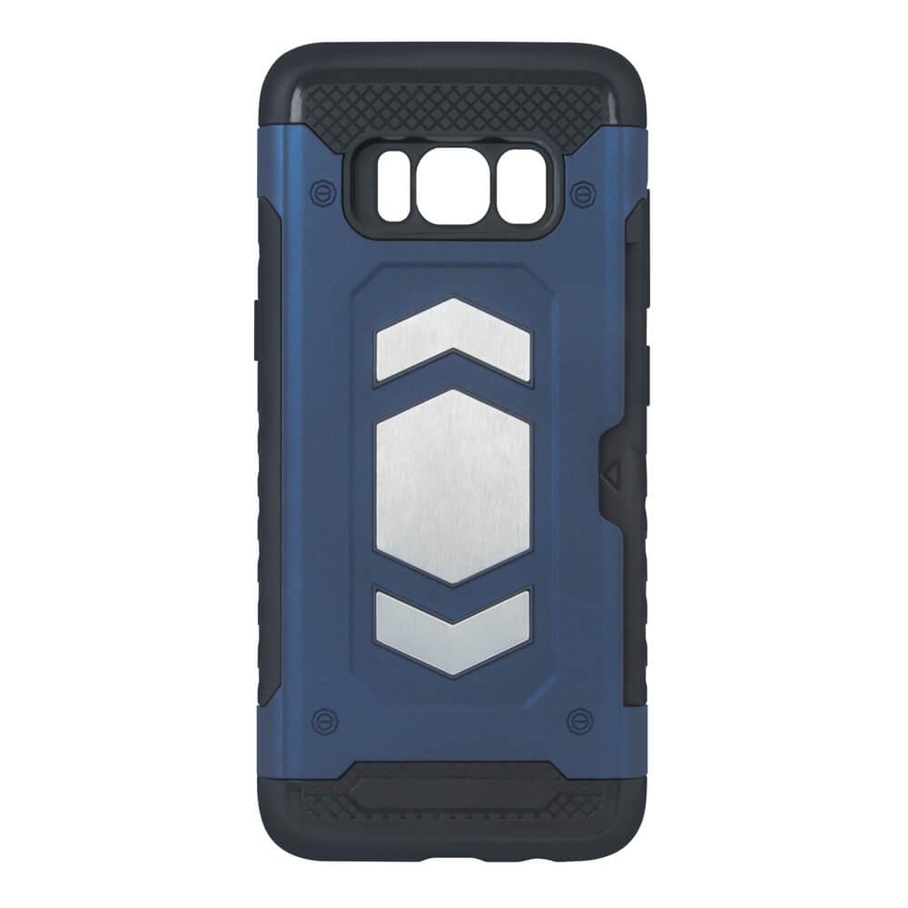 iPhone 7 Plus / iPhone 8 Plus Defender Mágneses tok sötétkék