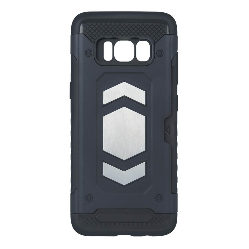 iPhone 7 Plus / iPhone 8 Plus Defender Mágneses tok fekete