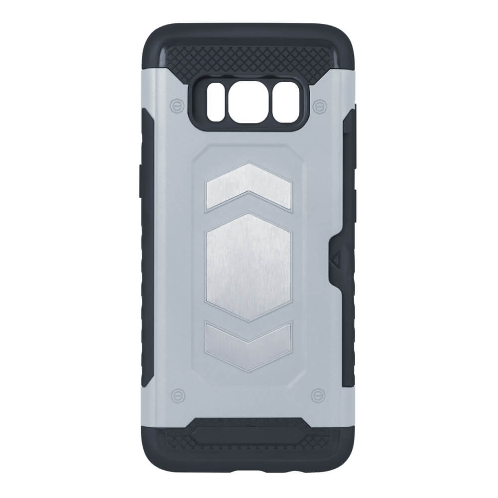 iPhone 7 Plus / 8 Plus Defender Mágneses tok szürke