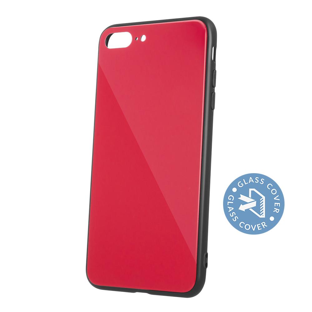 Samsung J3 2017 J330 üveg tok piros