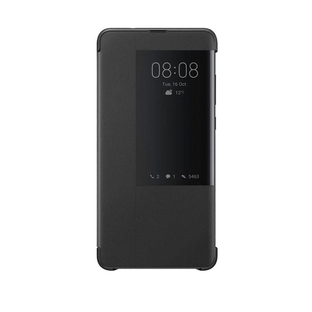 Huawei Mate 20 smart flip tok, fekete