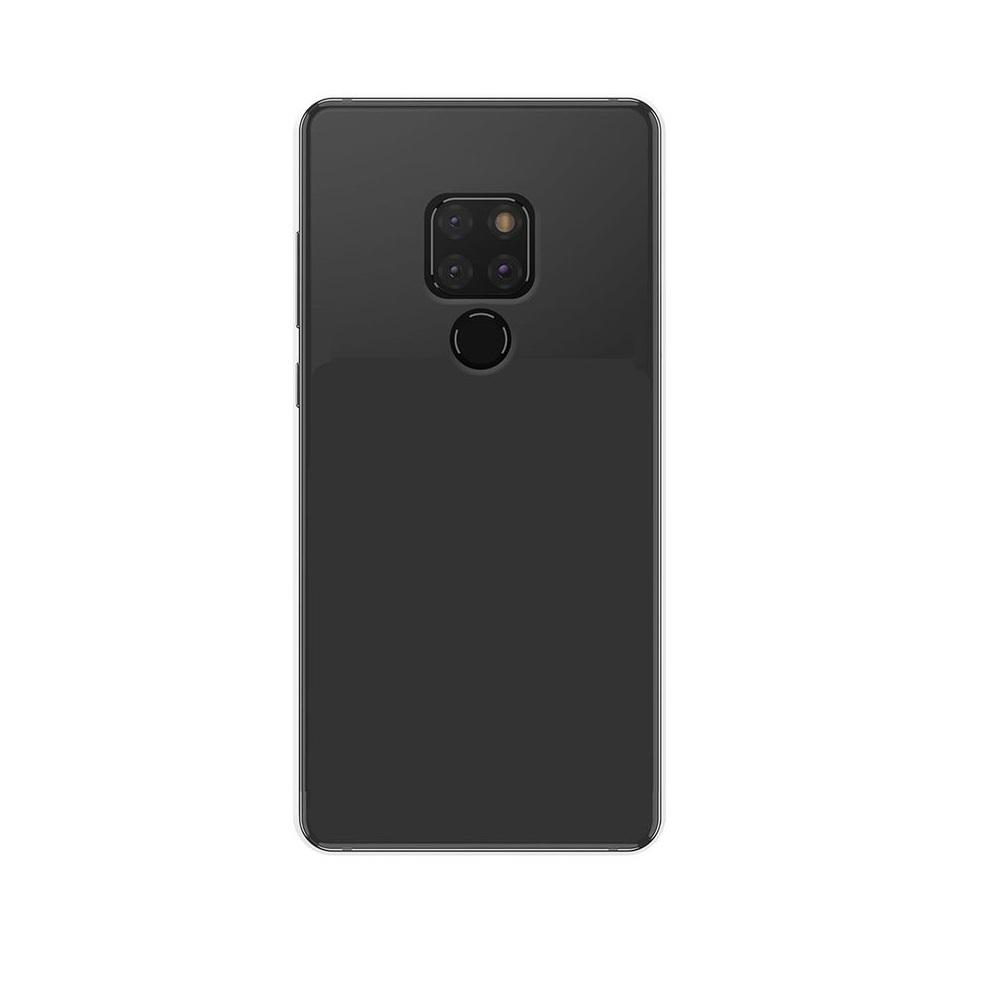 Puro 0.3mm Nude tok Huawei Mate 20 telefonhoz átlátszó