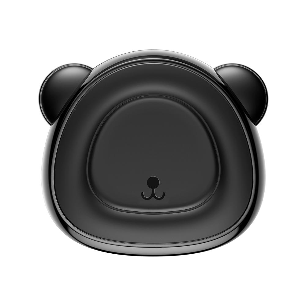 Baseus Bear mágneses autós telefontartó, fekete