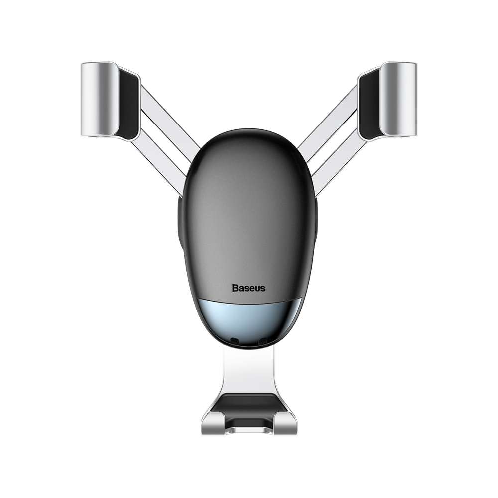Baseus Mini autós telefontartó, ezüst