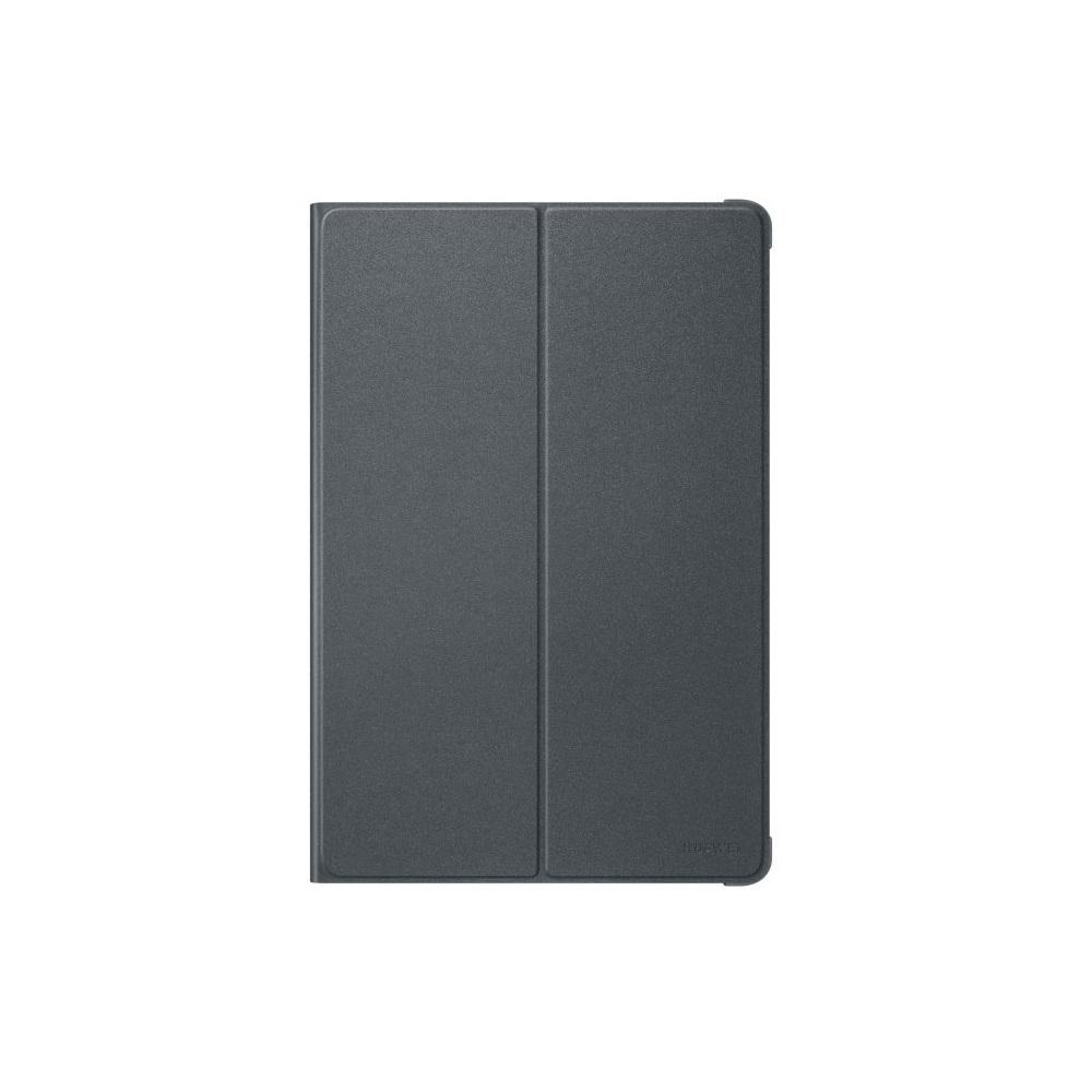 Huawei M5 Lite 10 Tablet flip tok, sötétszürke