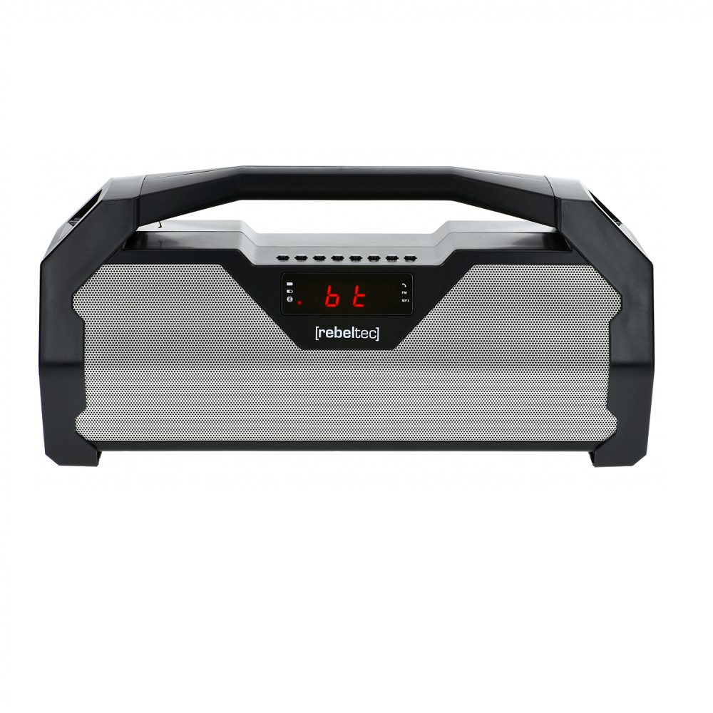 REBELTEC bluetooth hangszóró SoundBox 400- boombox  BT/FM/USB