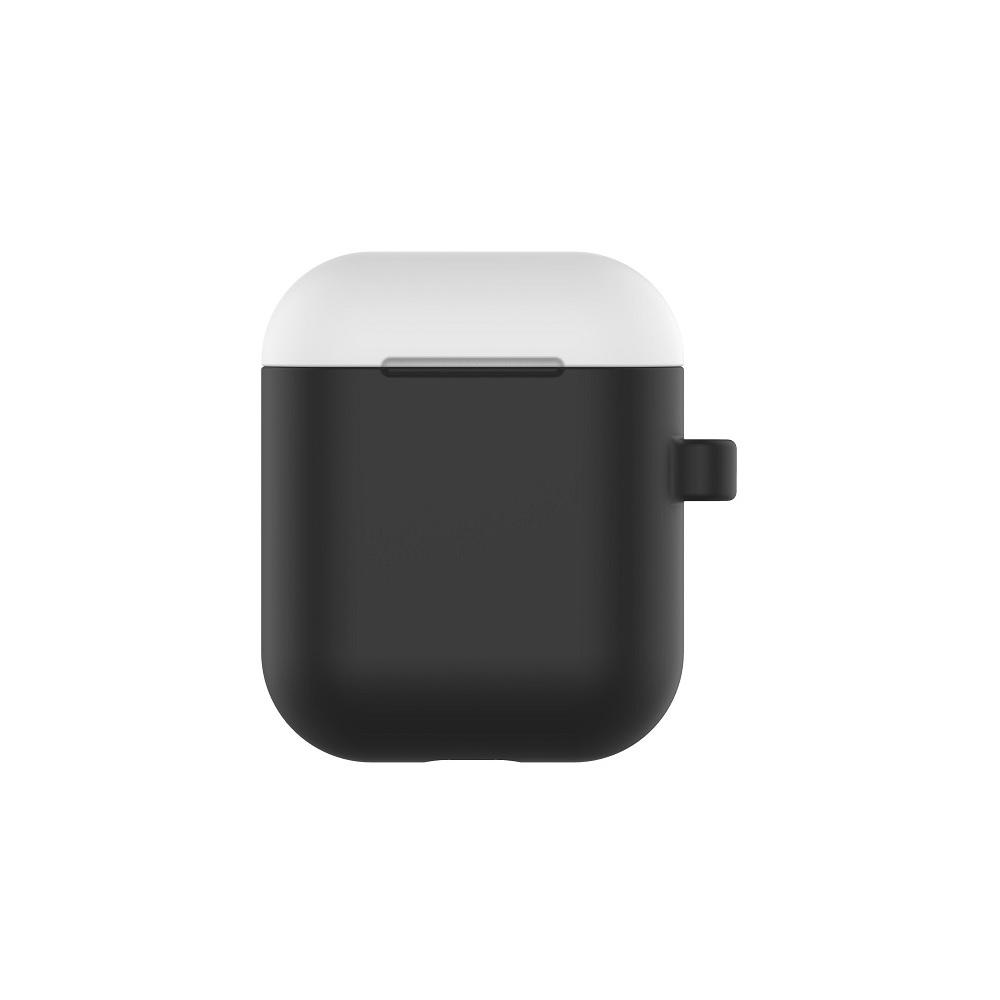 Devia Naked2 tok Apple Airpodhoz, fekete-sárga