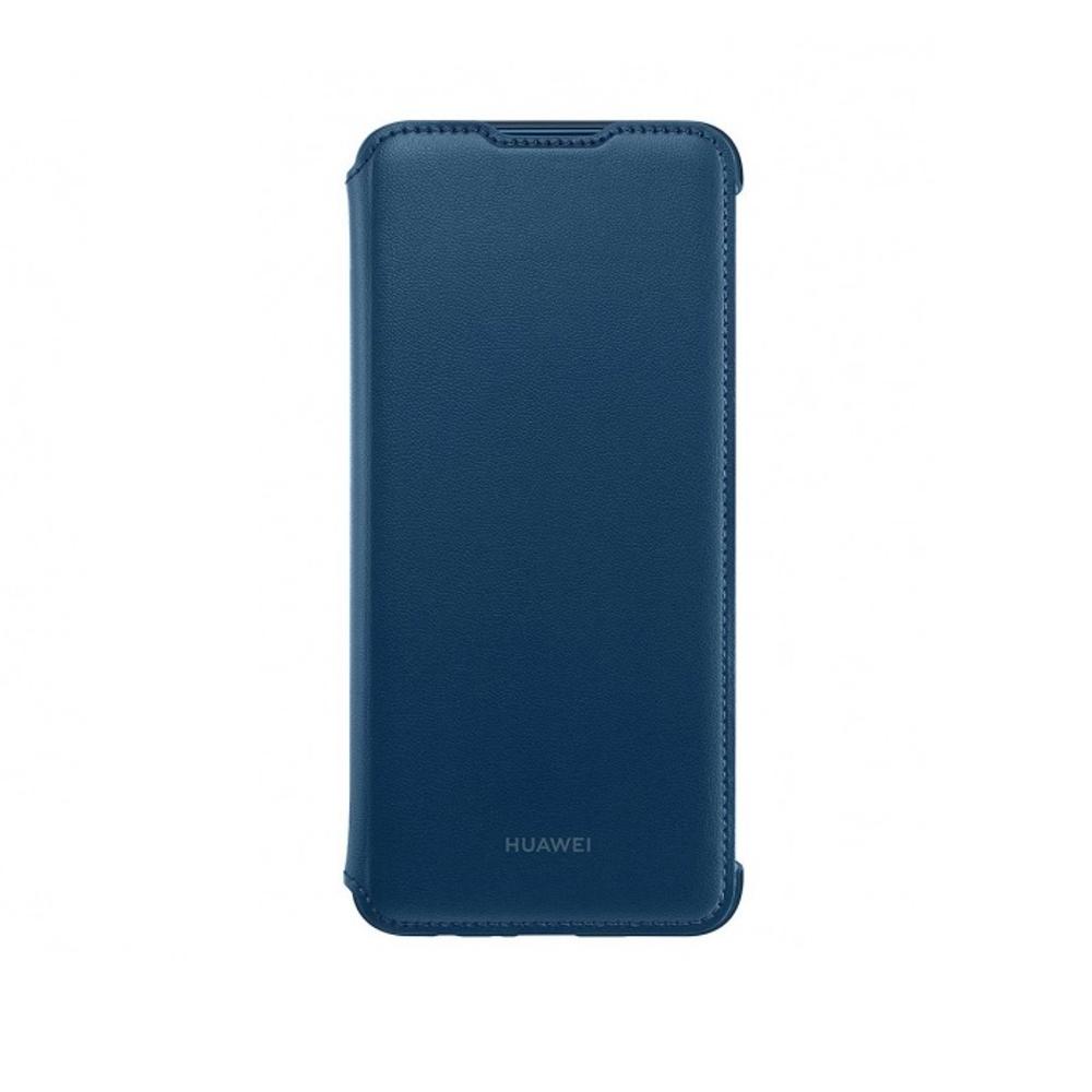 Huawei flip tok P Smart 2019 kék