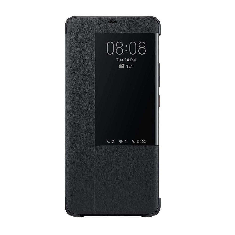 Huawei Mate 20 Pro Smart flip tok, fekete