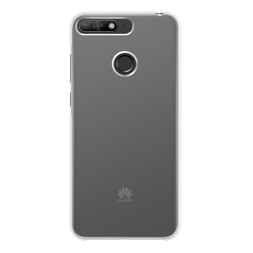 Huawei tok Y6 Prime 2018 átlátszó
