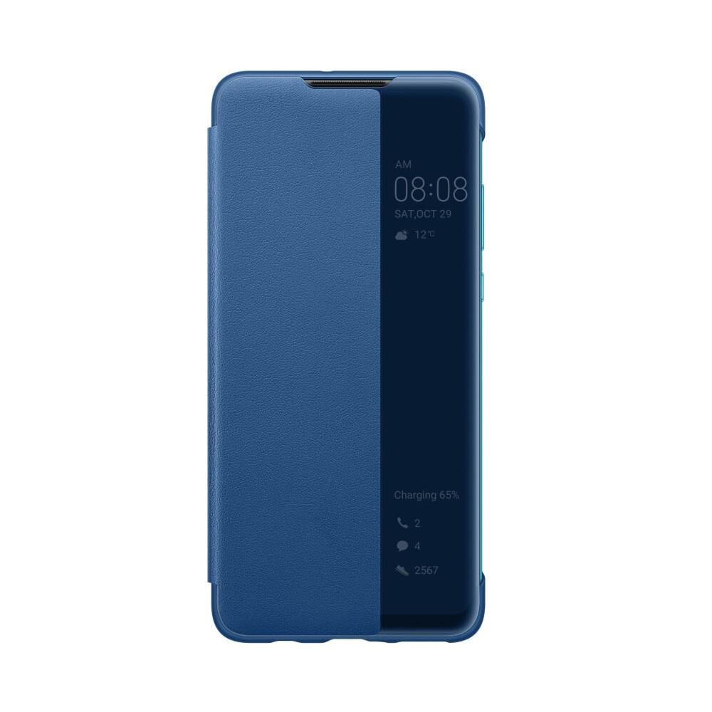 Huawei P30 Lite tok intelligens füllel, kék