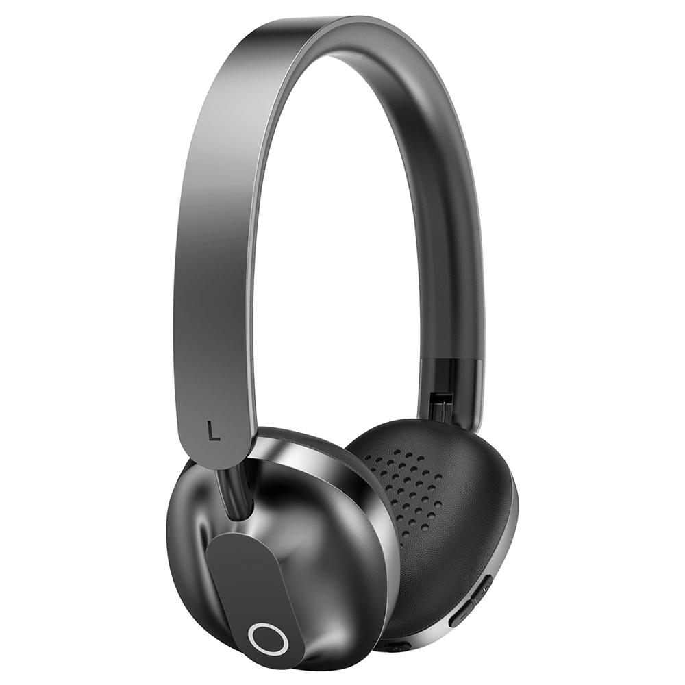 Baseus vezeték nélküli fejhallgató Encok D01 fekete