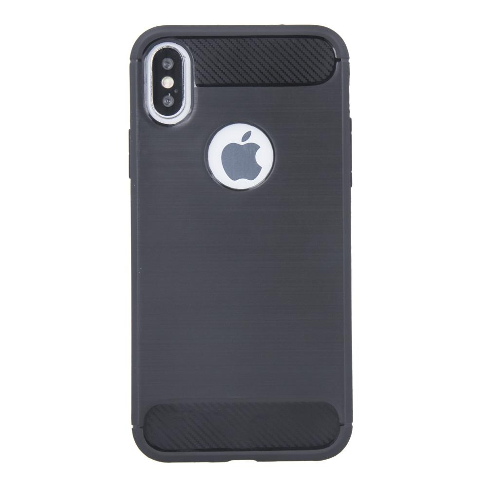 Motorola Moto G6 egyszerű fekete tok
