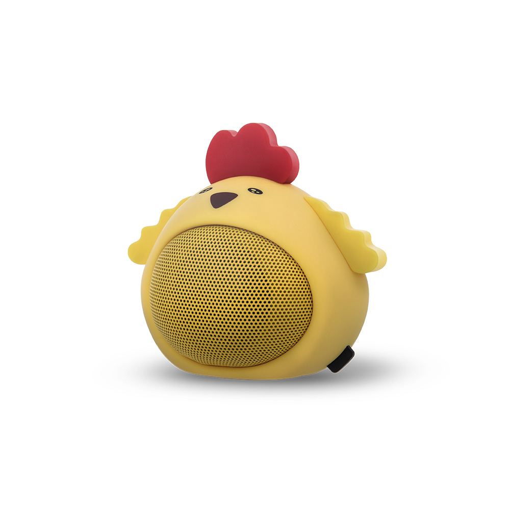 Forever ABS-100 Bluetooth hangszóró Sweet animals csirke 400 mAh 3 W