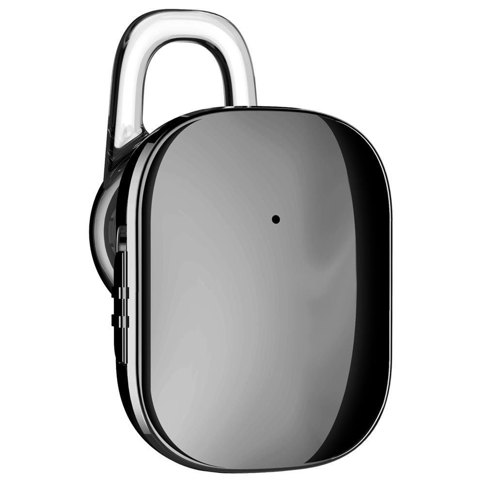 Baseus vezeték nélküli fülhallgató Encok Mini A02 fekete