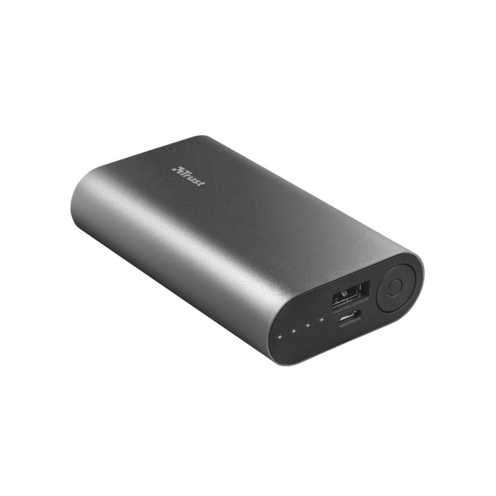 Trust Luco külső akkumulátor 5000 mAh fekete
