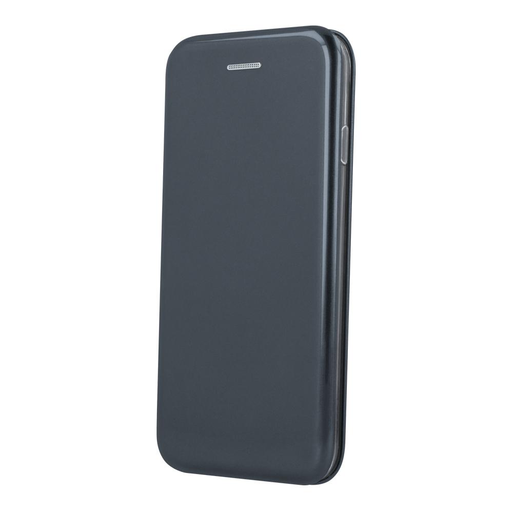 Huawei P20 Forever Armor Kinyitható tok fekete