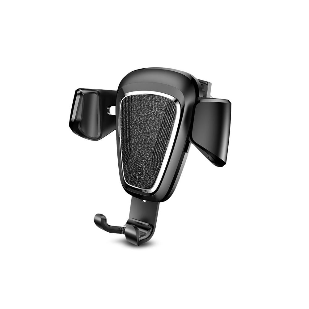 Baseus Gravity autós telefontartó, fekete