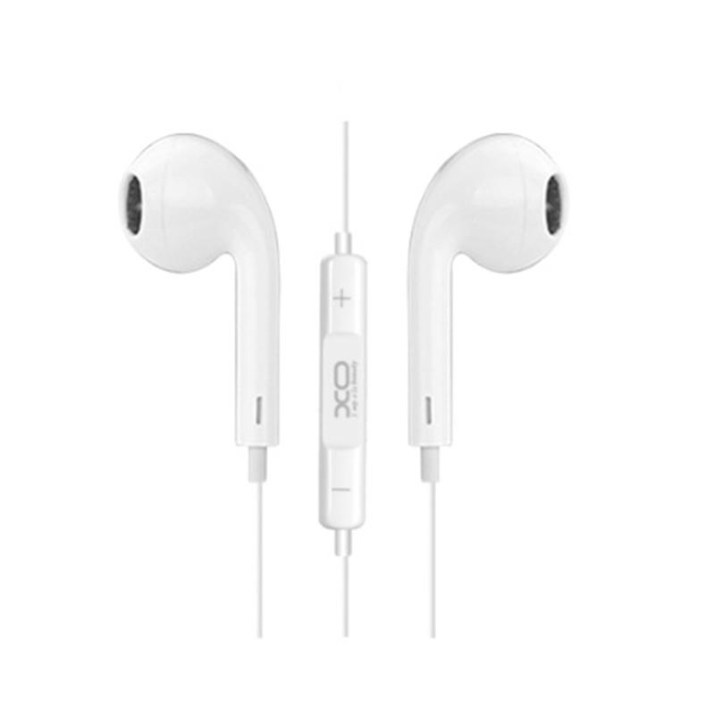 XO vezetékes fülhallgató S8 jack 3,5mm fehér