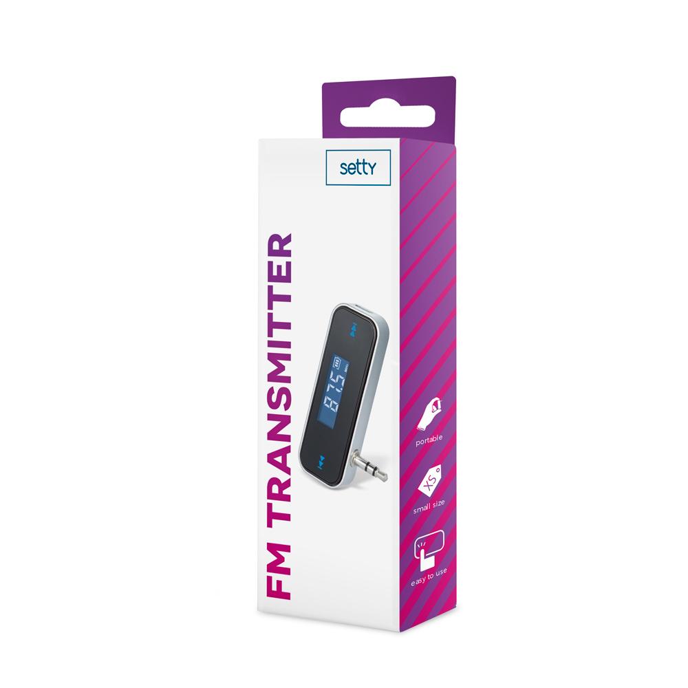 Setty FM transmitter TFM-01