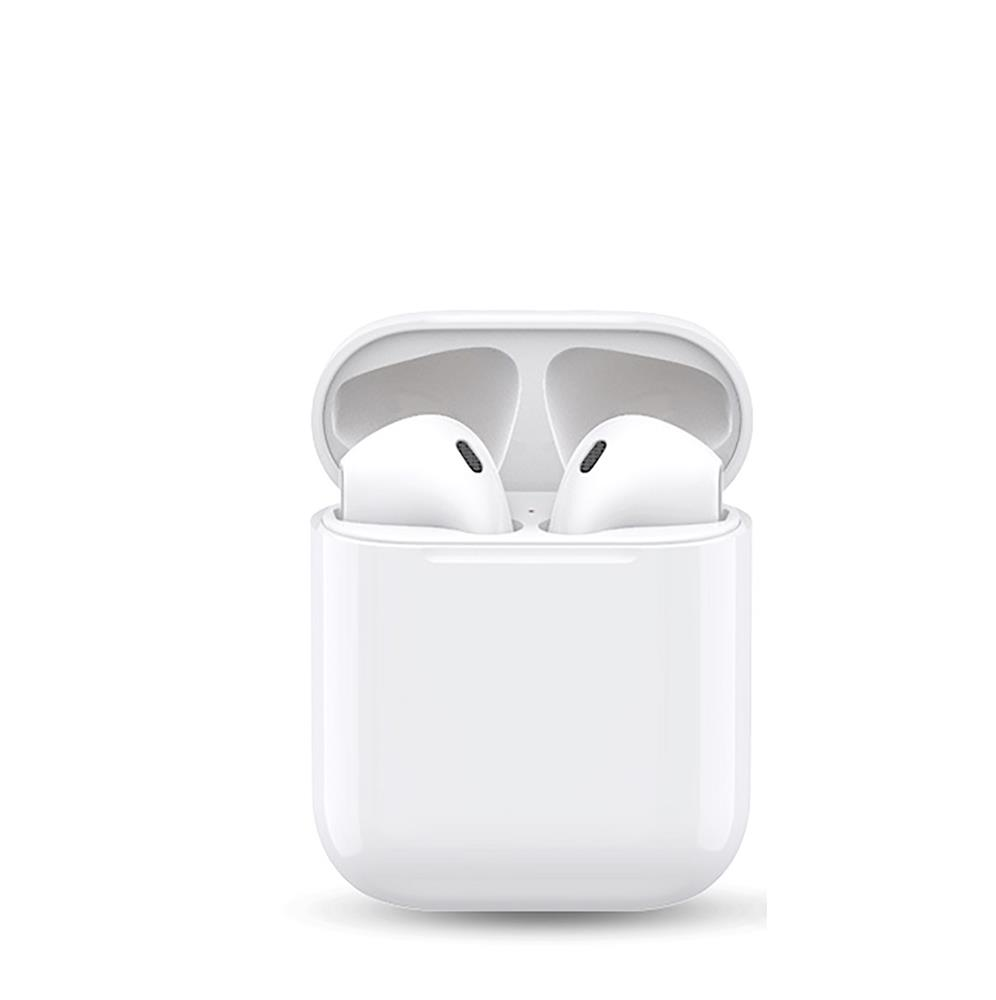 XO bluetooth fülhallgató F60 plusz TWS fehér