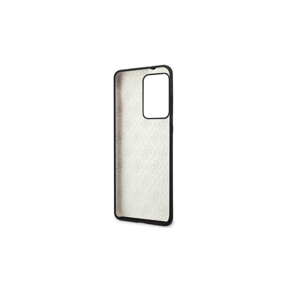 Smart Universal Fancy Silicon futrolica 5,0 80x145 Zlatna-Crna + Zaštitno staklo Forever