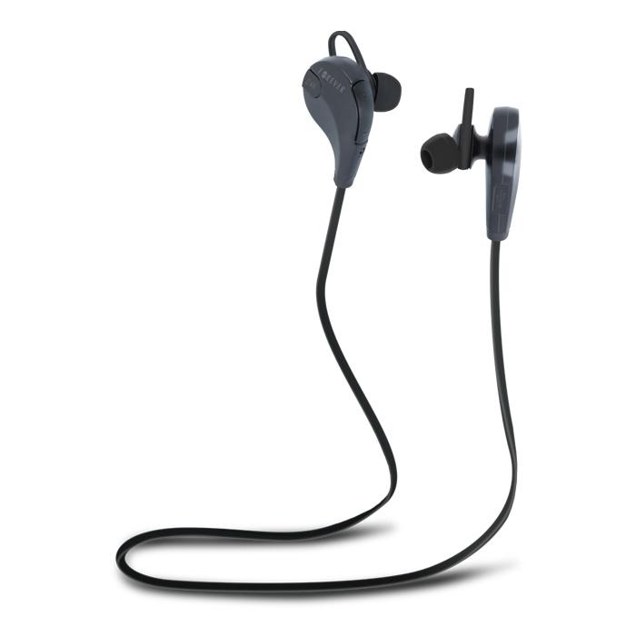 Forever BSH-100 bluetooth headset fekete