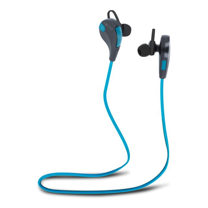 Forever BSH-100 Bluetooth headset kék+fekete